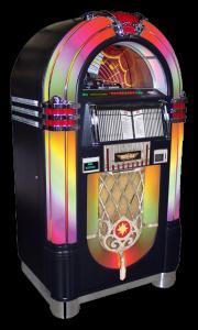 Jukebox Nostalgic Bubbler 100 CD Black